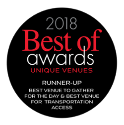 Unique Venues Award